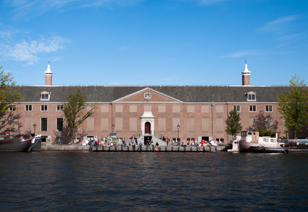 Hermitage in Amsterdam